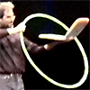steve jobs hula hoop
